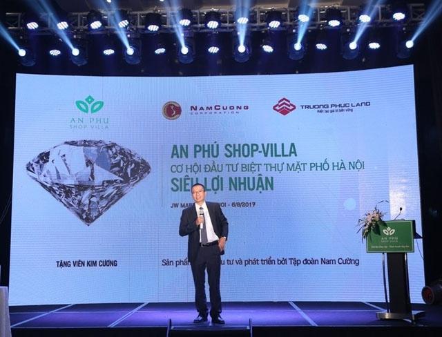 An Phú Shop Villa: Cơ hội đầu tư siêu lợi nhuận biệt thự mặt phố Hà Nội