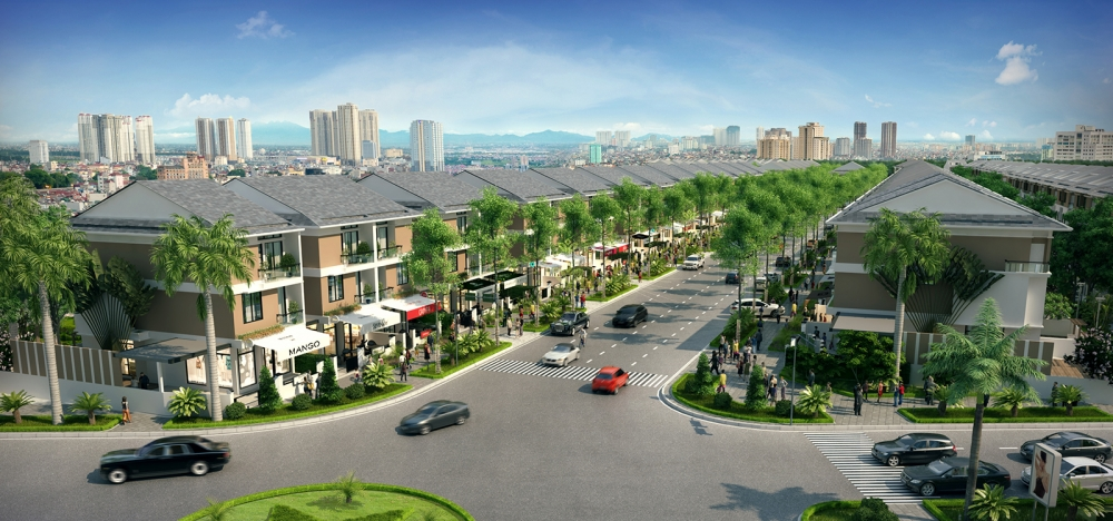 An Phú Shop Villa - khu đô thị zero energy thiết kế đẳng cấp