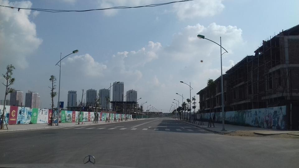An Phú Shop Villa – khu phố thương mại sầm uất Phía Tây Hà Nội