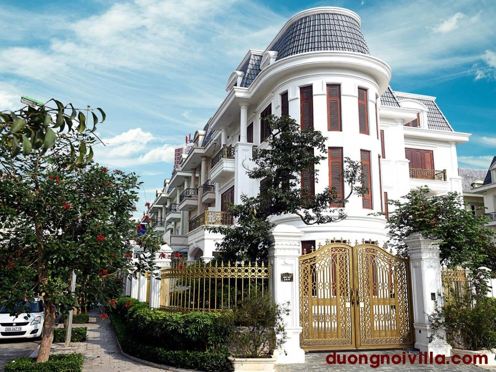 Biệt thự An Khang Villa Dương Nội - Tập đoàn Nam Cường làm Chủ đầu tư