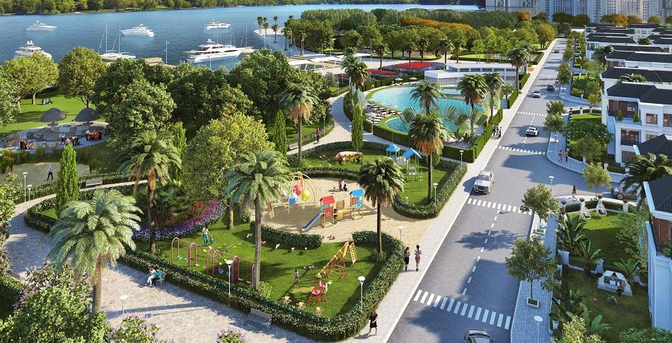 Tại sao nên mua biệt thự An Khang Villas Dương Nội?