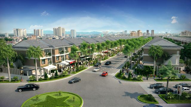 Mô hình biệt thự thương mại shop-villa đang tạo ra xu hướng đầu tư mới trên thị trường bất động sản