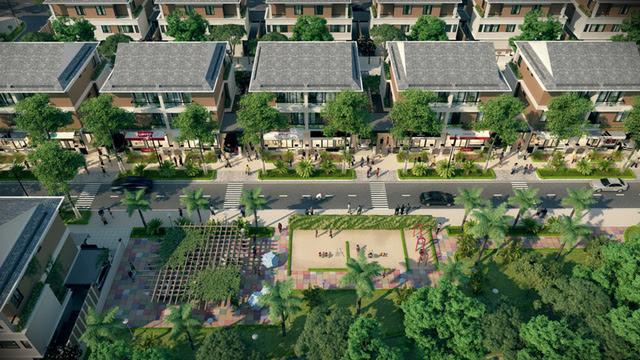 Với mặt tiền ưu việt 9m, chủ sở hữu An Phú Shop-villa có thể dễ dàng mở rộng hoạt động kinh doanh